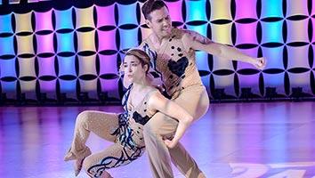Benji Schwimmer & Nicole Clonch